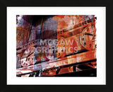 New York Color XXII (Framed) -  Sven Pfrommer - McGaw Graphics