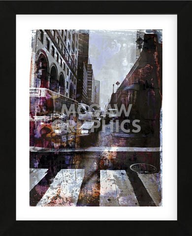 New York Jam VII (Framed) -  Sven Pfrommer - McGaw Graphics
