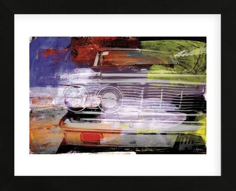 Classic Cars I (Framed) -  Sven Pfrommer - McGaw Graphics