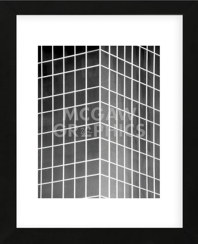 Window D (Framed) -  Jeff Pica - McGaw Graphics