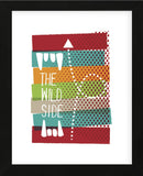 The Wild Side (Framed) -  Anthony Peters - McGaw Graphics