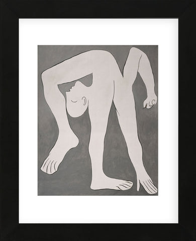 L'acrobate (The Acrobat) (Framed) -  Pablo Picasso - McGaw Graphics