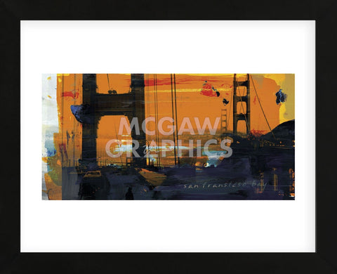 California Dreamin III (Framed) -  Sven Pfrommer - McGaw Graphics