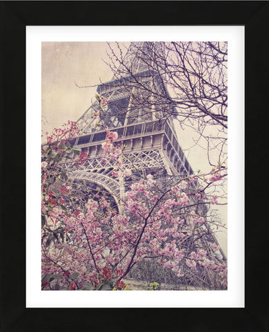 April in Paris (Framed) -  Dawne Polis - McGaw Graphics