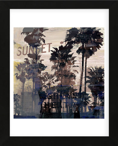 California Dreamin 1 (Framed) -  Sven Pfrommer - McGaw Graphics
