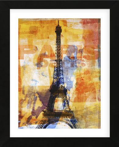 Paris Vibes I (Framed) -  Sven Pfrommer - McGaw Graphics