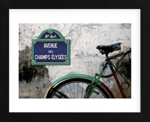 Paris au champs (Framed) -  Sven Pfrommer - McGaw Graphics