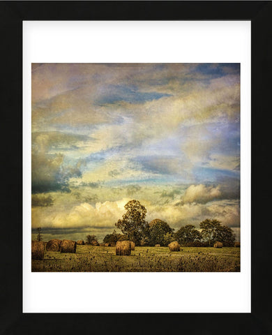 Hayrolls on Sunday (Framed) -  Dawne Polis - McGaw Graphics
