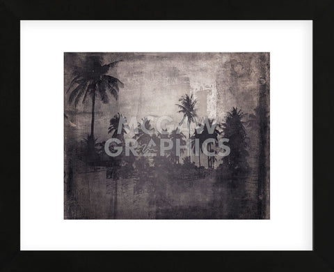 The Beach X (Framed) -  Sven Pfrommer - McGaw Graphics