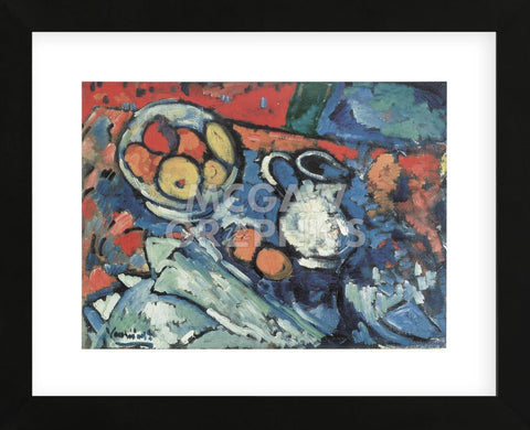Nature Morte: Still Life, 1905  (Framed) -  Maurice de Vlaminck - McGaw Graphics
