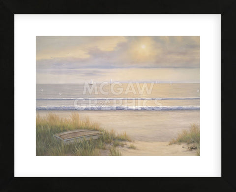 Ocean Surf  (Framed) -  Diane Romanello - McGaw Graphics