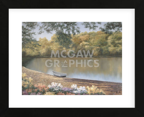 Golden Pond  (Framed) -  Diane Romanello - McGaw Graphics