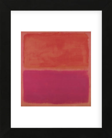 No. 3, 1967  (Framed) -  Mark Rothko - McGaw Graphics