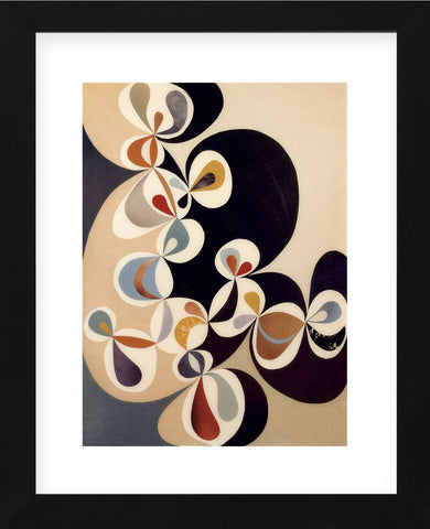 Swirl  (Framed) -  Rex Ray - McGaw Graphics