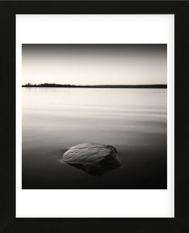 Solo Floating on Ottawa River, Study #1  (Framed) -  Andrew Ren - McGaw Graphics