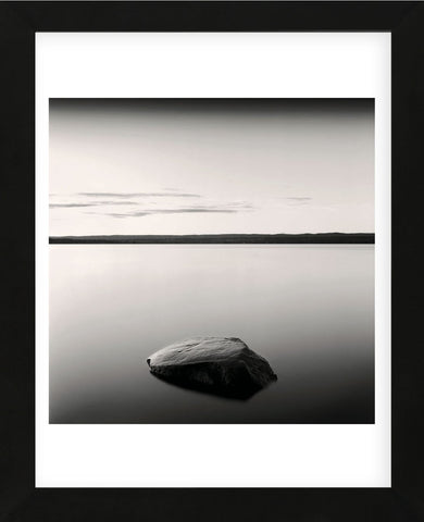 Solo Floating on Ottawa River, Study #3  (Framed) -  Andrew Ren - McGaw Graphics