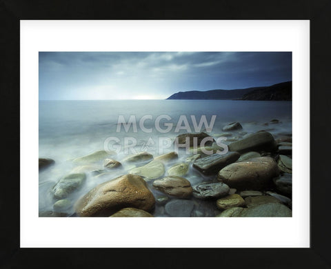 Meat Cove, Nova Scotia (Framed) -  Andrew Ren - McGaw Graphics