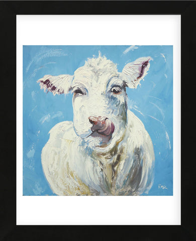 Cow #300 (Framed) -  Roz - McGaw Graphics