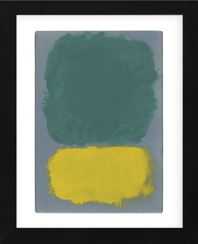 Untitled, 1968 (Framed) -  Mark Rothko - McGaw Graphics
