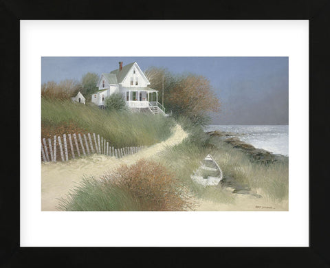 Windjammer Point (Framed) -  Albert Swayhoover - McGaw Graphics
