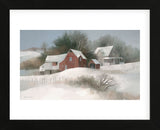 Bayberry Farm  (Framed) -  Albert Swayhoover - McGaw Graphics