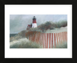 Old Nauset Light (Framed) -  Albert Swayhoover - McGaw Graphics
