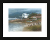 Down from Wellfleet  (Framed) -  Albert Swayhoover - McGaw Graphics
