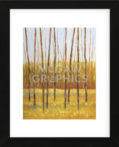 Tall Trees II (right) (Framed) -  Libby Smart - McGaw Graphics