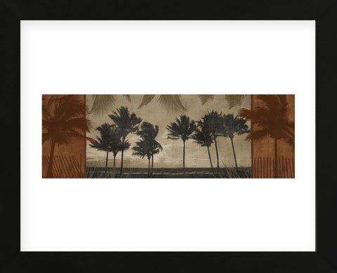 Sunlit Palms II (Framed) -  Harold Silverman - McGaw Graphics