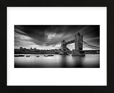 Tower Bridge (Framed) -  Marcin Stawiarz - McGaw Graphics