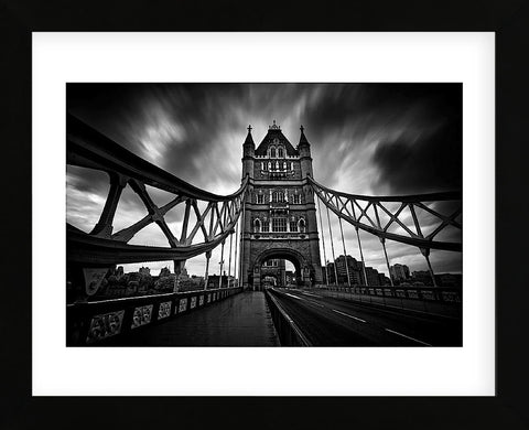 London Tower Bridge (Framed) -  Marcin Stawiarz - McGaw Graphics