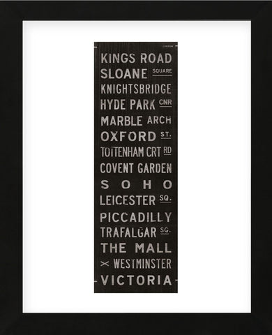 London II (Framed) -  Luke Stockdale - McGaw Graphics