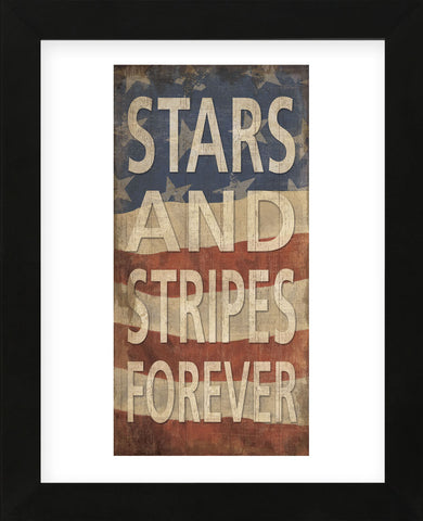 Stars and Stripes Forever (Framed) -  Sparx Studio - McGaw Graphics