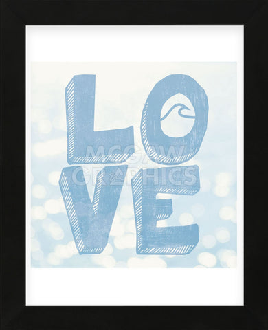 Beach Love (Framed) -  Sparx Studio - McGaw Graphics