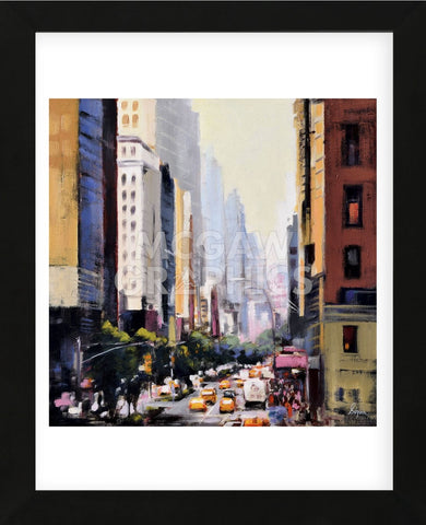 New York 4 (Framed) -  Robert Seguin - McGaw Graphics