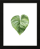 Green Leaf (Framed) -  Ann Solo - McGaw Graphics