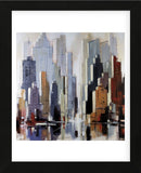 Urbania 1 (Framed) -  Robert Seguin - McGaw Graphics