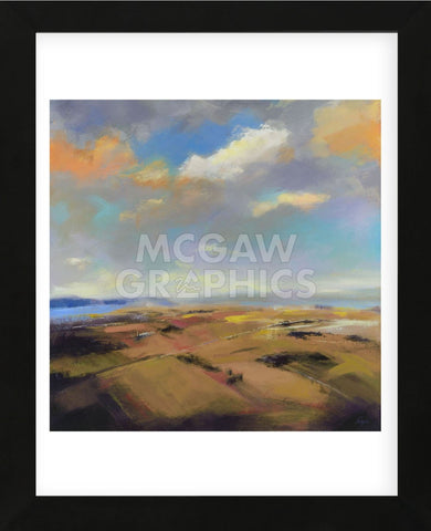 Sky and Land I (Framed) -  Robert Seguin - McGaw Graphics