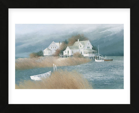 Osprey Point  (Framed) -  Albert Swayhoover - McGaw Graphics