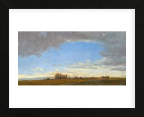 Clearing Sky (Framed) -  Todd Telander - McGaw Graphics
