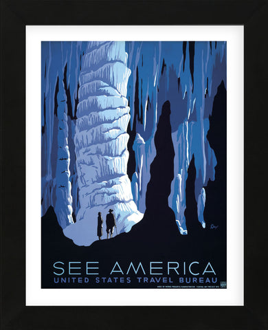 Vintage Reproduction - See America