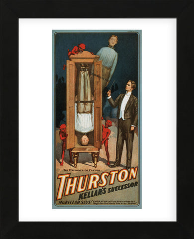 Vintage Reproduction - Thurston, 1908