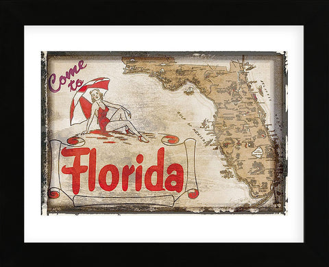 Vintage Vacation - Come to Florida