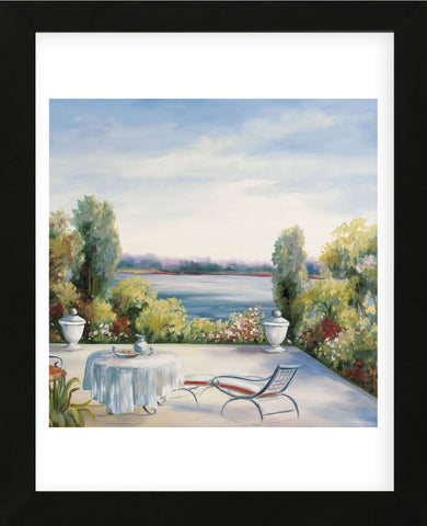 Lakefront View  (Framed) -  David Weiss - McGaw Graphics