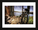 The Wheels of Time (Framed) -  Eric Wood - McGaw Graphics