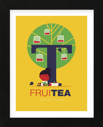 Fruitea (Framed) -  Spencer Wilson - McGaw Graphics