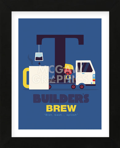 Spencer Wilson - Builders Brew