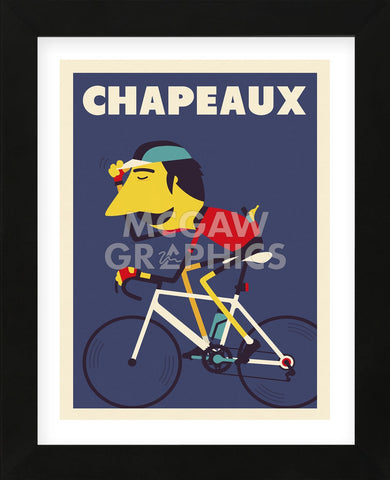 Chapeaux (Framed) -  Spencer Wilson - McGaw Graphics