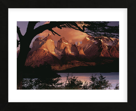 Mountain Refuge (Framed) -  Art Wolfe - McGaw Graphics