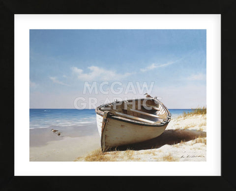 Washed Ashore (Framed) -  Zhen-Huan Lu - McGaw Graphics
